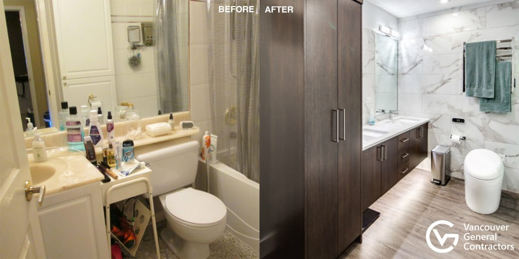 Vancouver General Contractors, Condo Renovation