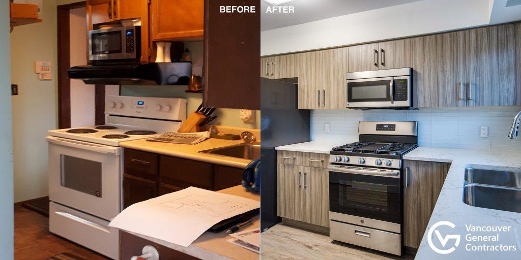 Vancouver General Contractors, Basement Renovation